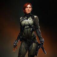 Black Widow Concept