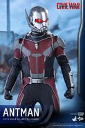 Ant-Man Civil War Hot Toys 11