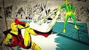 Daredevil vs. Electro (75 Years)