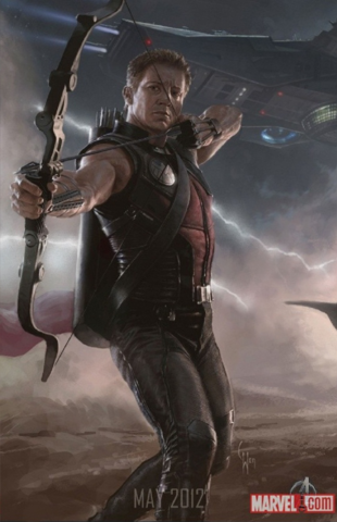 File:Avengers Poster - Hawkeye.png