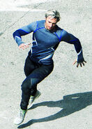 Quicksilver Running on Aou set