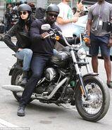 Jessica Jones set photo 4