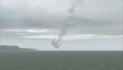 Flying Fortress destroyed