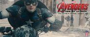 Captain America capcycle banner AvengersAOU