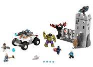 LEGO HYDRA Fortress smash 2