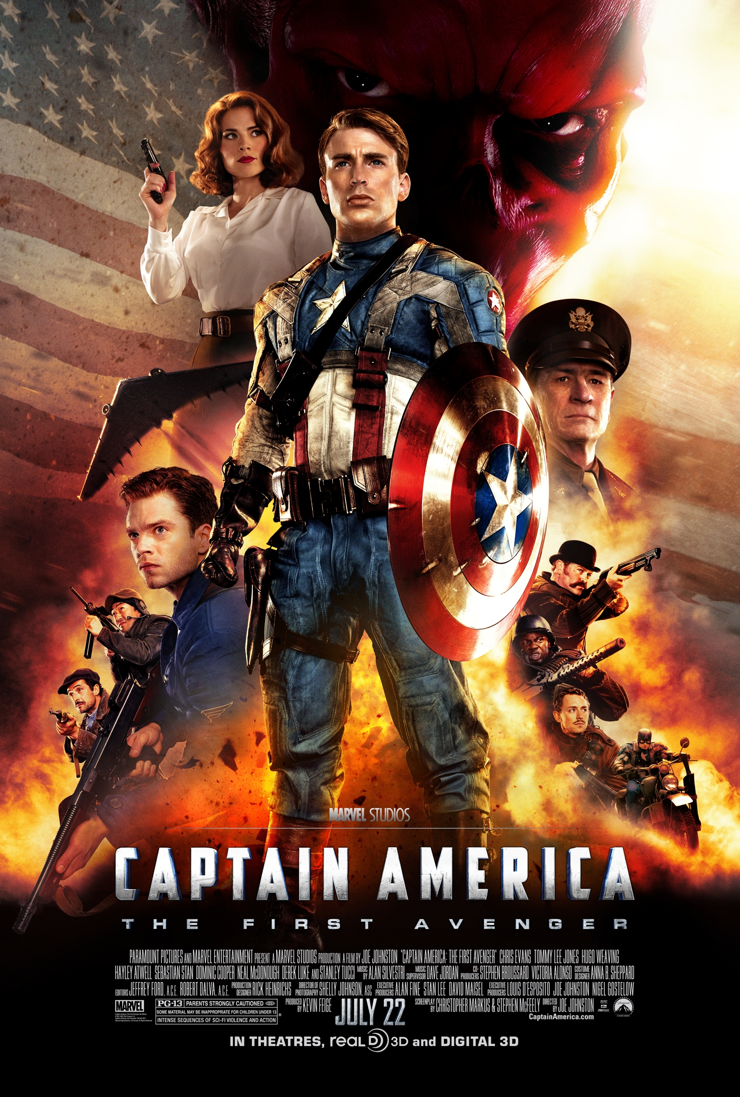 Captain america the first avenger 2011 - Captain America The First Avenger Marvel Cinematic Universe Wiki Fandom Powered By Wikia