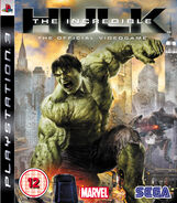 Hulk PS3 UK cover