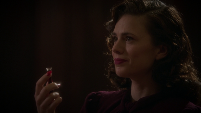 File:Peggy with Steve Rogers' Blood (1x08).png