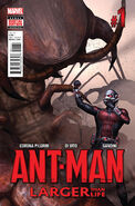 Ant-Man Larger than Life