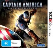 CaptainAmerica 3DS AU cover