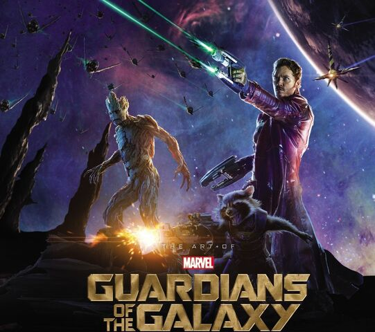 File:Guardians of the Galaxy The Art of the Movie.jpg