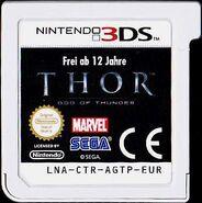 Thor 3DS DE Card
