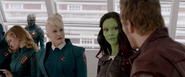 Irani Rael, Gamora and Star-Lord