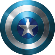 Captain America Shield 3