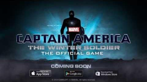 Marvel's Captain America The Winter Soldier - The Official Game - Trailer 1