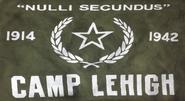 Flag of Camp Lehigh