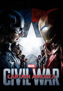 Civil War Alternate poster