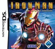 IronMan DS DE cover
