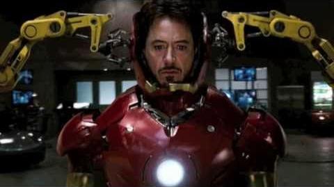 "Ghostface Killah's ""Slept On Tony"" x Iron Man"