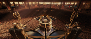 Thor's Coronation - Asgard