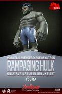Hulk artist mix 6