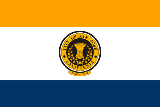 File:Flag of San Jose.png