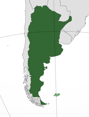 File:Map of Argentina.png
