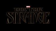 Doctor Strange Logo Full