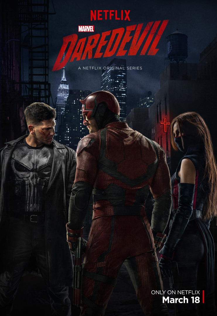 Image result for daredevil season 2 poster