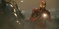 Duel at Tony Stark's Mansion