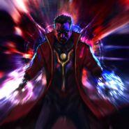 Andy Park Doctor Strange Concept Art 2