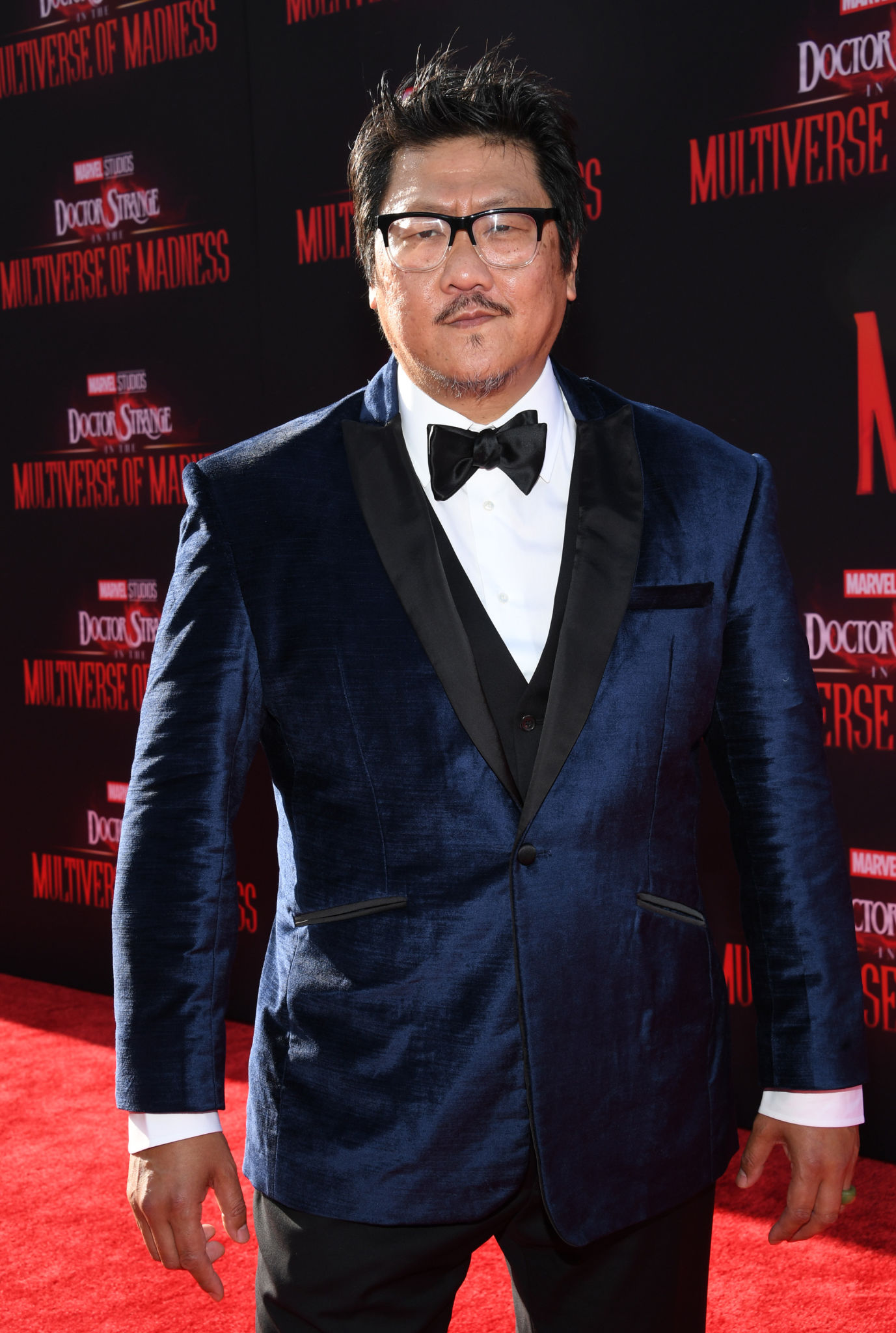benedict wong weight