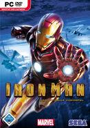 IronMan PC DE cover