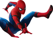 Spider-Man Homecoming Dell laptop