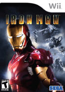 IronMan Wii US cover