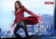 Scarlet Witch Civil War Hot Toys 11