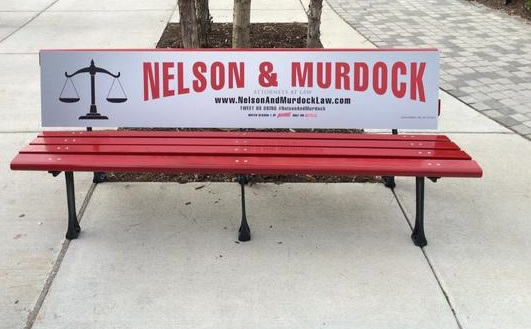 File:Nelson and Murdock advertisement bench4.jpg
