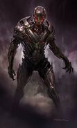 Andy Park AOU Ultron Concept Art 04