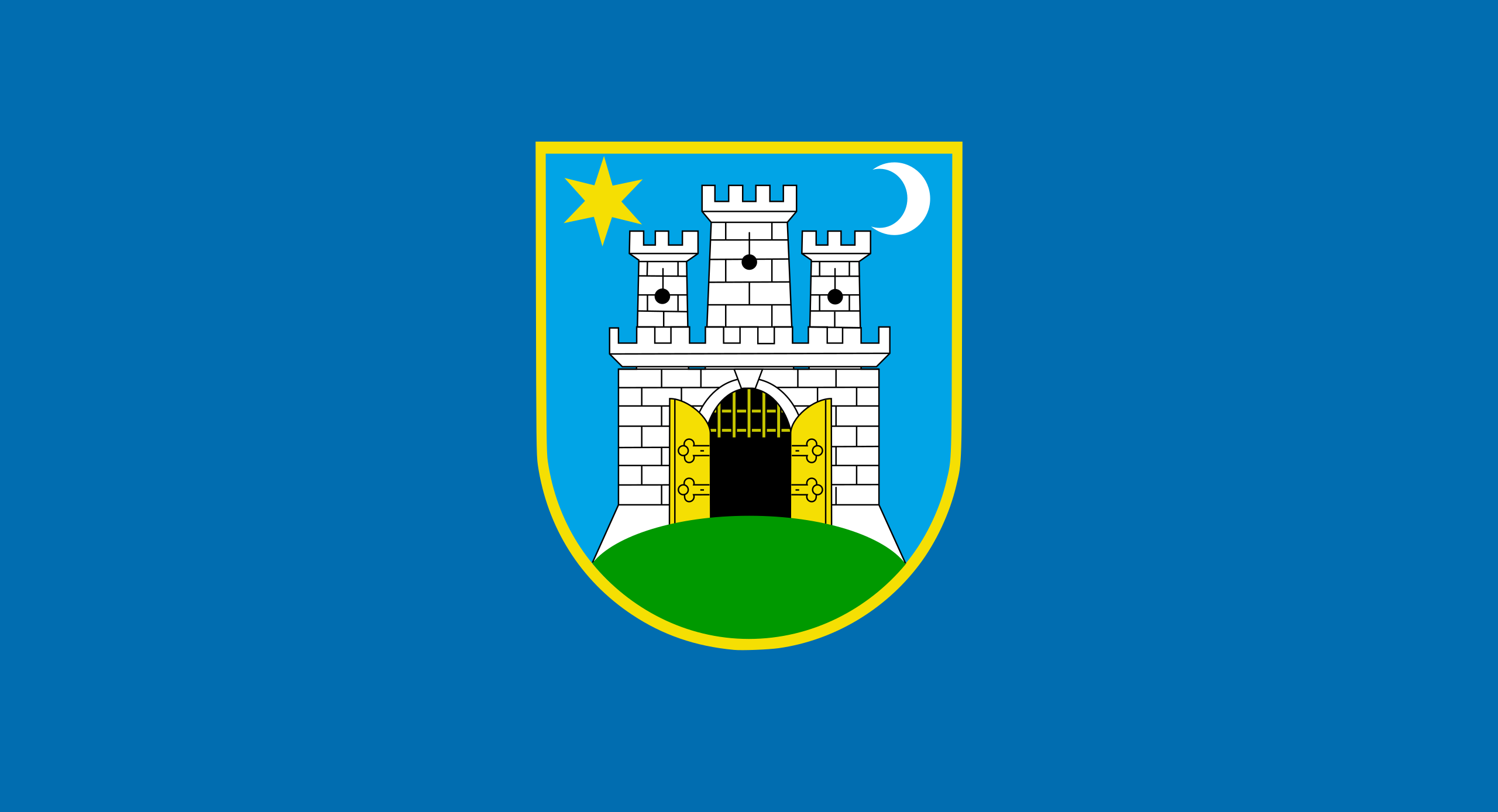 File:Flag of Zagreb.png