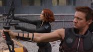 BlackWidowHawkeye-Avengers