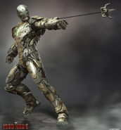 Iron Man 3 concept art 4