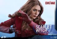 Scarlet Witch Civil War Hot Toys 15
