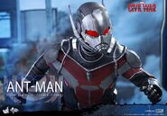Ant-Man Civil War Hot Toys 17