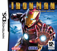 IronMan DS SP cover