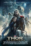 Thor- The Dark World poster