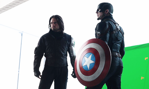 File:On set Captain America Civil War 1.png