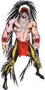 Adversary (Earth-616) from Official Handbook of the Marvel Universe Vol 3 1 0001