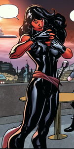Elizabeth Ross (Earth-11127) Defenders Vol 4 1