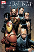 New Avengers Illuminati Vol 2 1