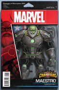 Contest of Champions Vol 1 1 Action Figure Variant